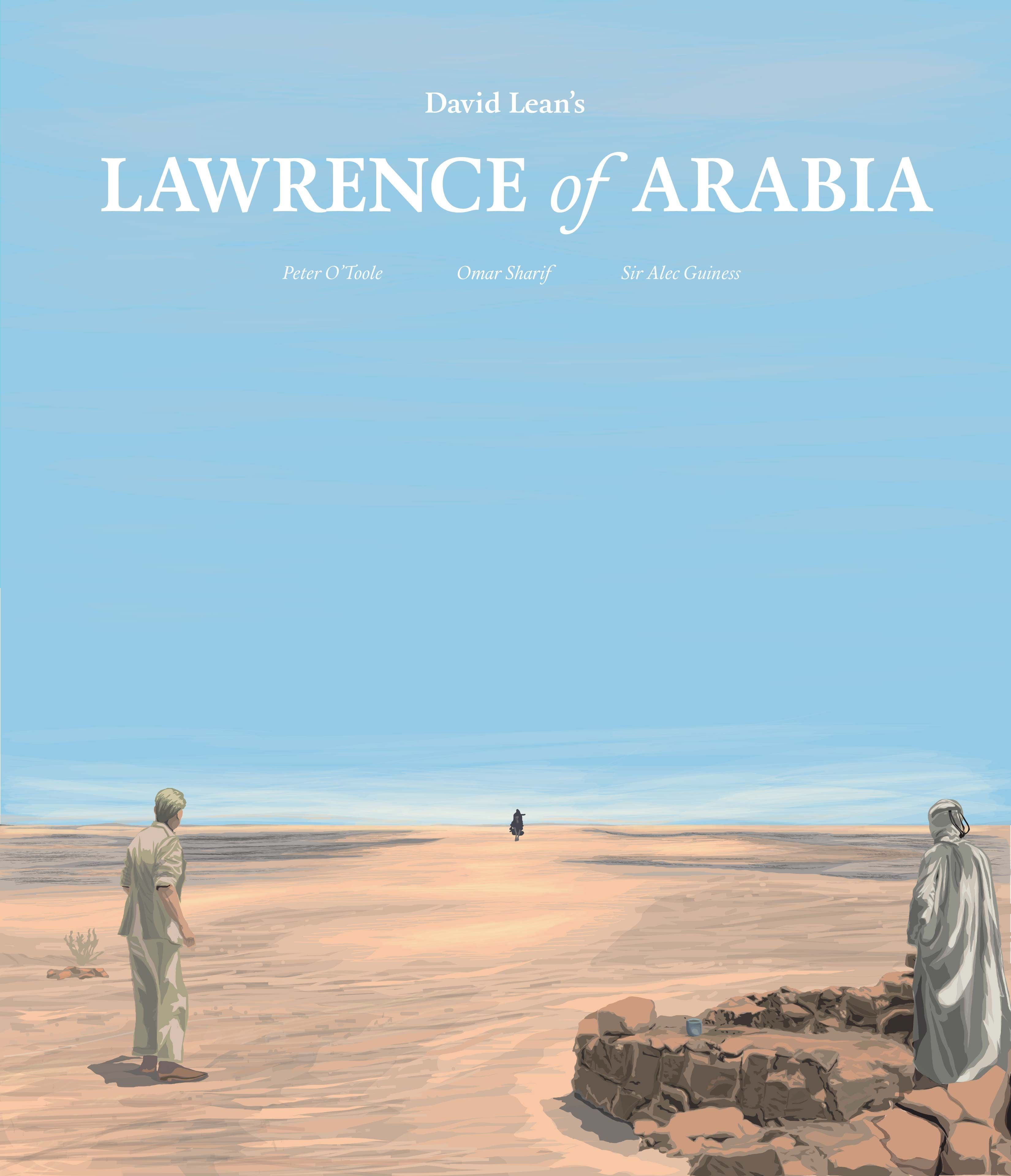 Lawrence of Arabia 1962 [3800x3840] [OC] Writing Lawrence of 3300x3840