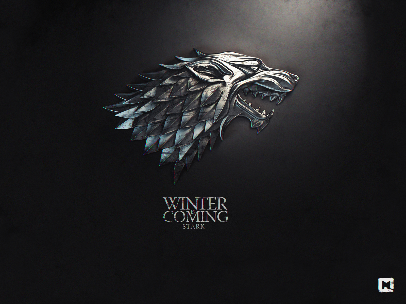 winter is coming wallpaper description download winter is coming 1600x1200