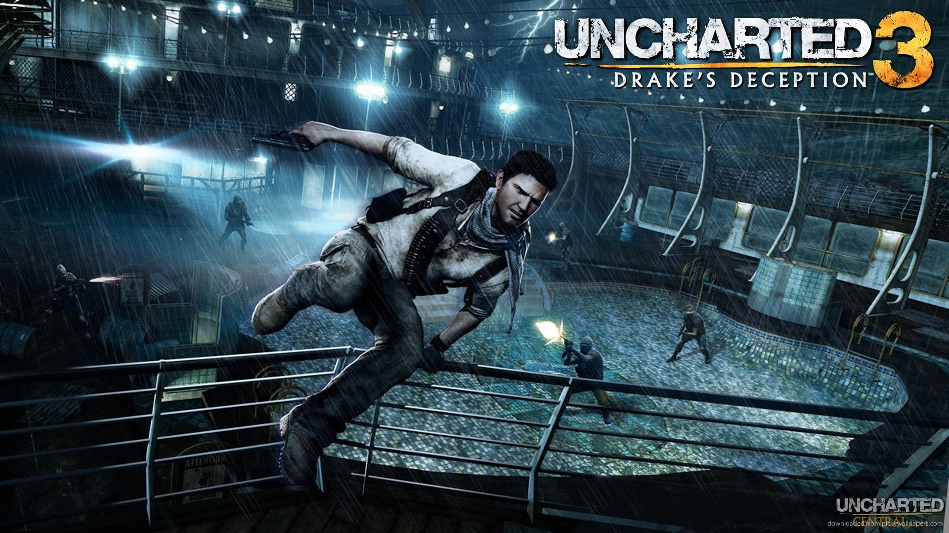 uncharted wallpaper twitter games 1920x1080 1920x1080