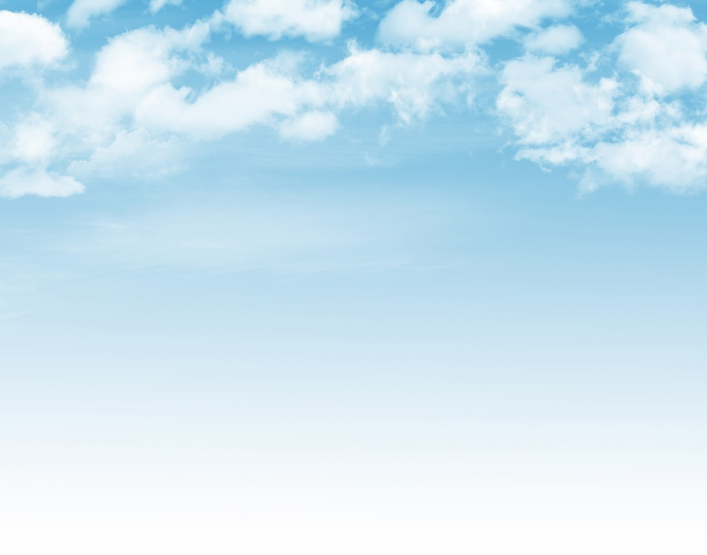 Blue sky with clouds background Church at Prison 1024x804