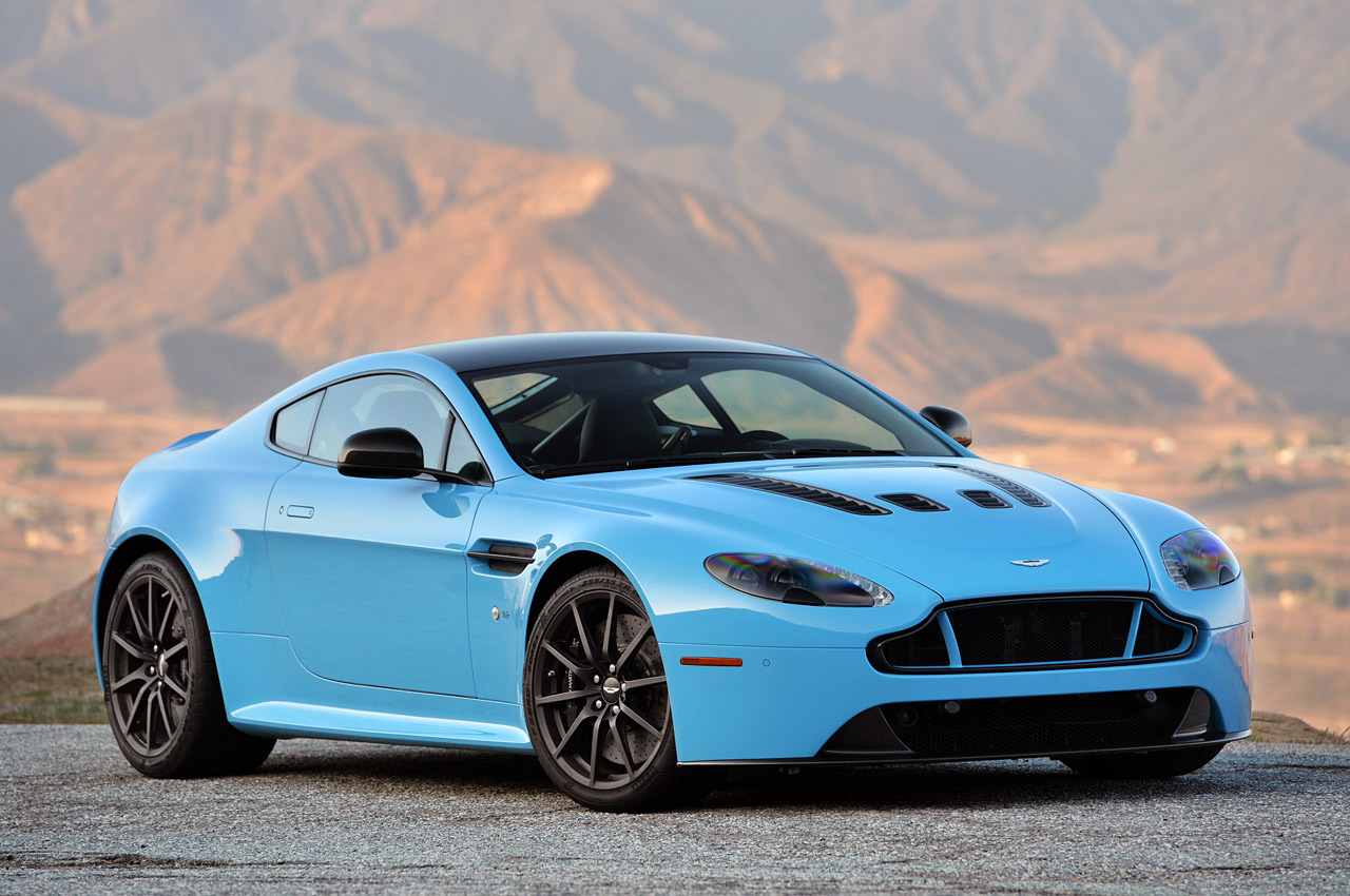 2015 Aston Martin Vanquish Hd Wallpapers Download 1280x850