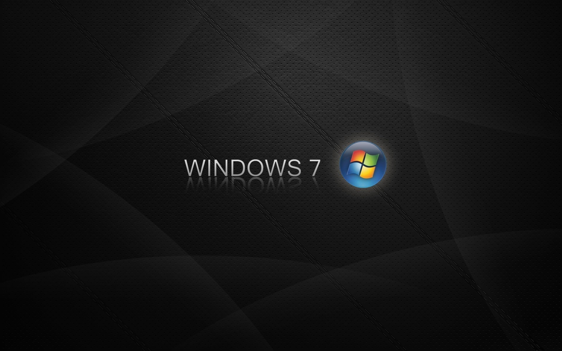 Windows 7 Background Black wallpaper   874115 1920x1200