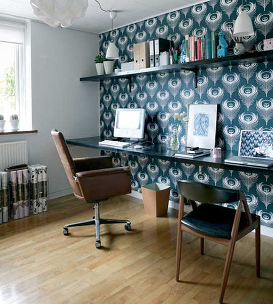 Office Home Office Workspace Midcentury Modern Furniture