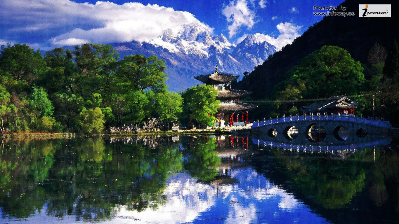 Wallpaper download nature beauty - 1366 768 Wallpaper Download Beautiful Natural Scenery Wallpapers 1 Car
