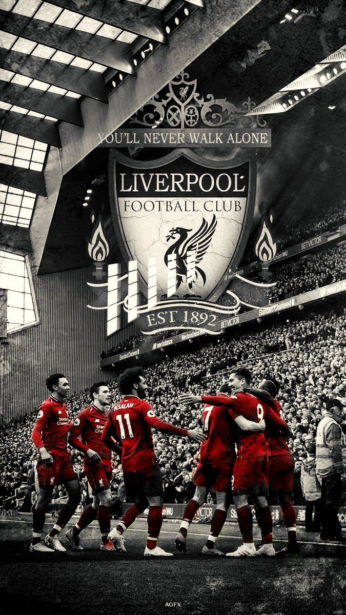 AGFX Designs on Twitter Liverpool football Liverpool wallpapers 675x1200