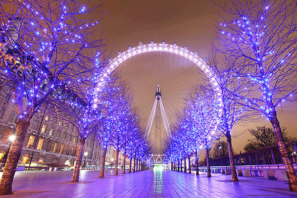 Christmas Time In London Pictures Photos and Images for Facebook 600x400