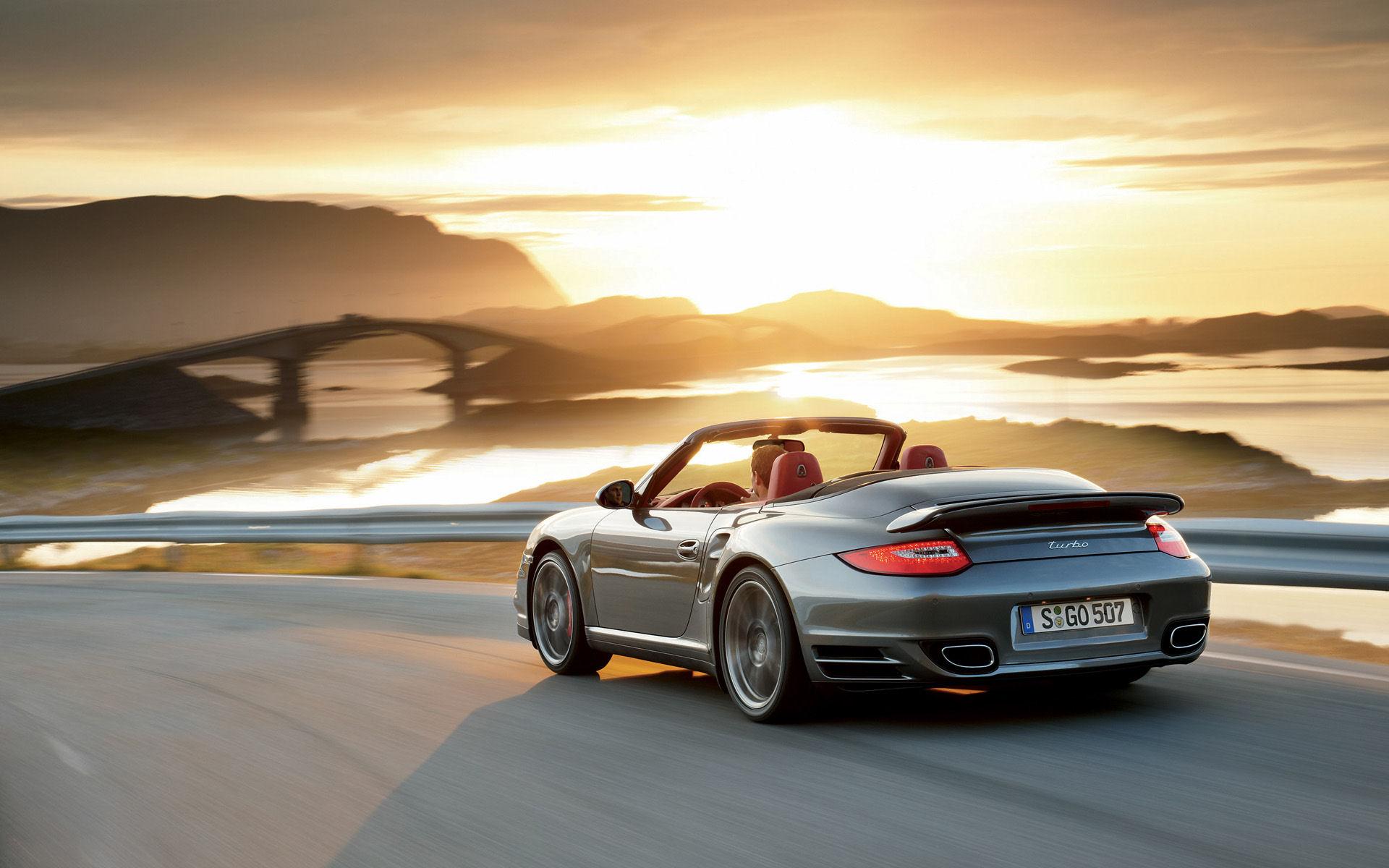 Porsche > Porsche 911 > Porsche 911 Desktop Wallpapers > Widescreen ...