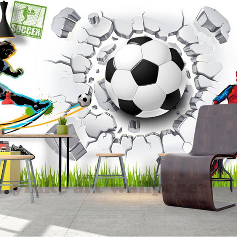 Custom Modern Wall Mural Wallpaper 3D Sport Art Wall Painting 800x800
