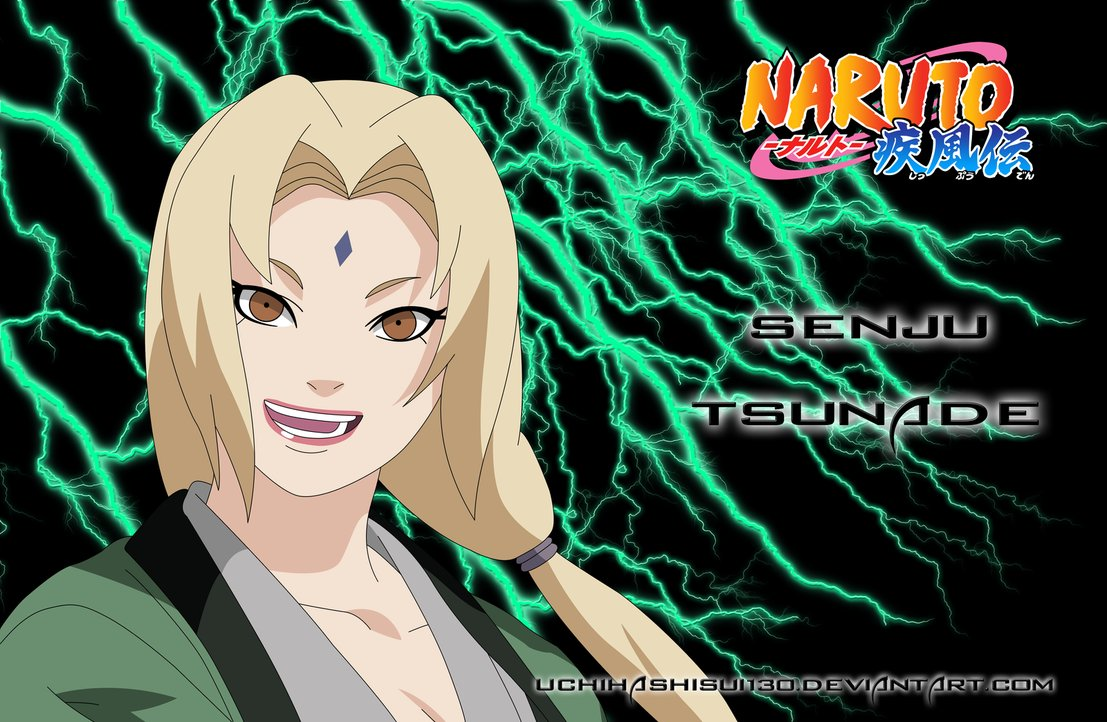 Senju Tsunade Wallpaper by uchihashisui130 1107x722