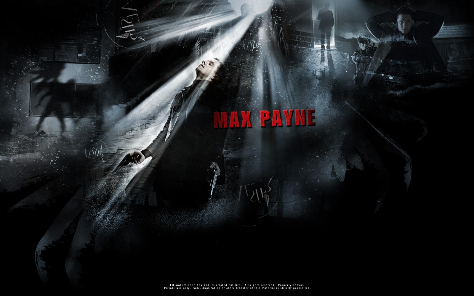 Max Payne Movie Wallpapers Desktop Wallpapers 1600x1000