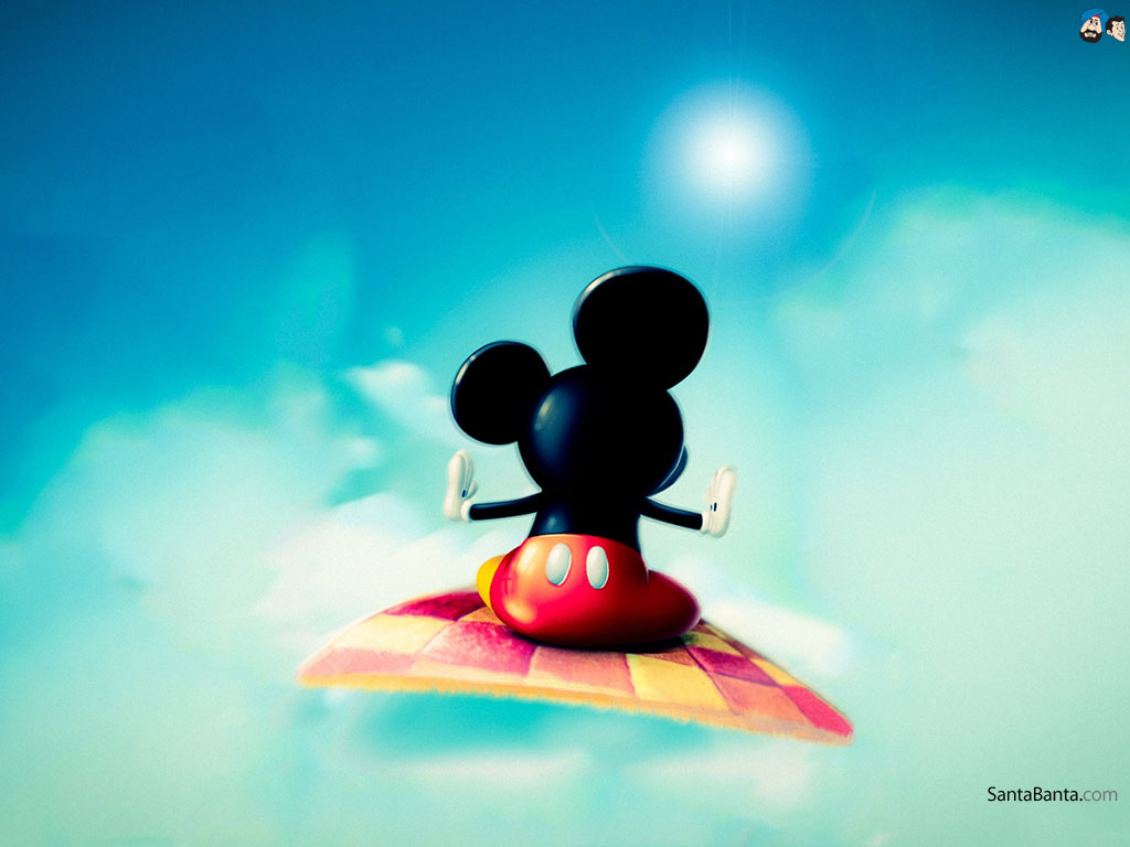 Cartoon Characters Wallpaper 1 1024x768
