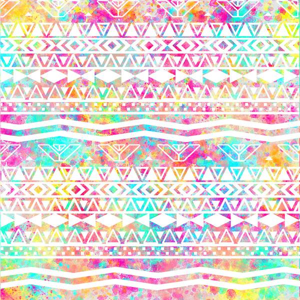 Tribal Iphone Wallpaper: Tribal Print Wallpaper