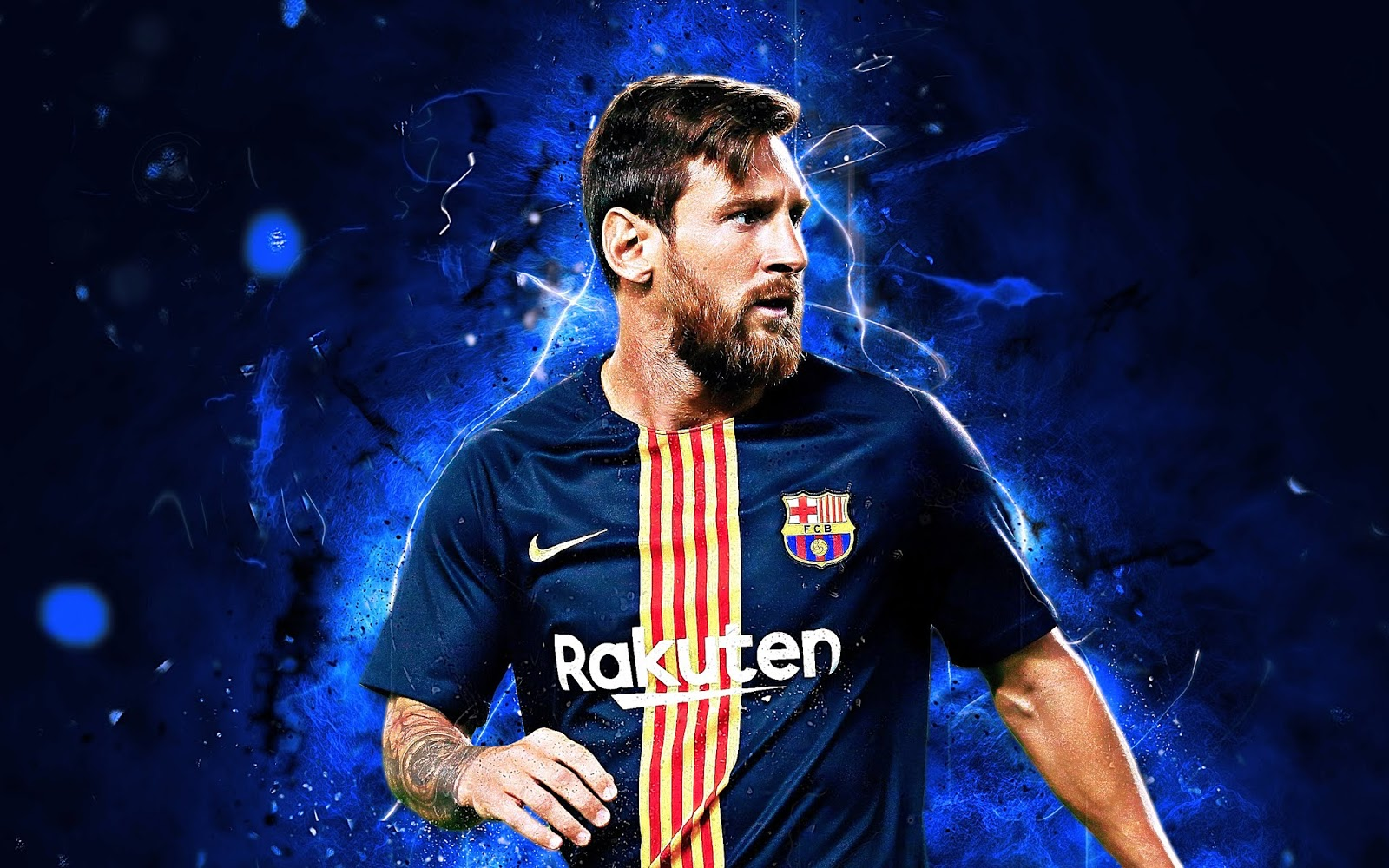 Download 15 latest Messi wallpapers for iPhone and Android 1600x1000
