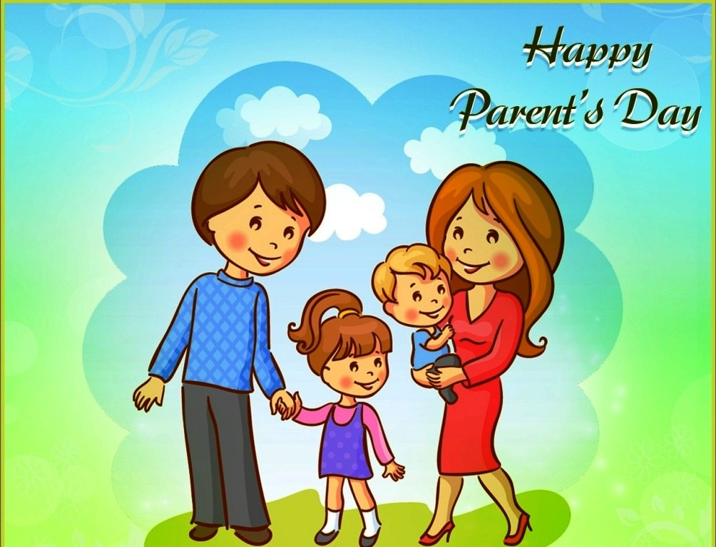 Parents Day Exclusive Wallpapers WeNeedFun 1004x768