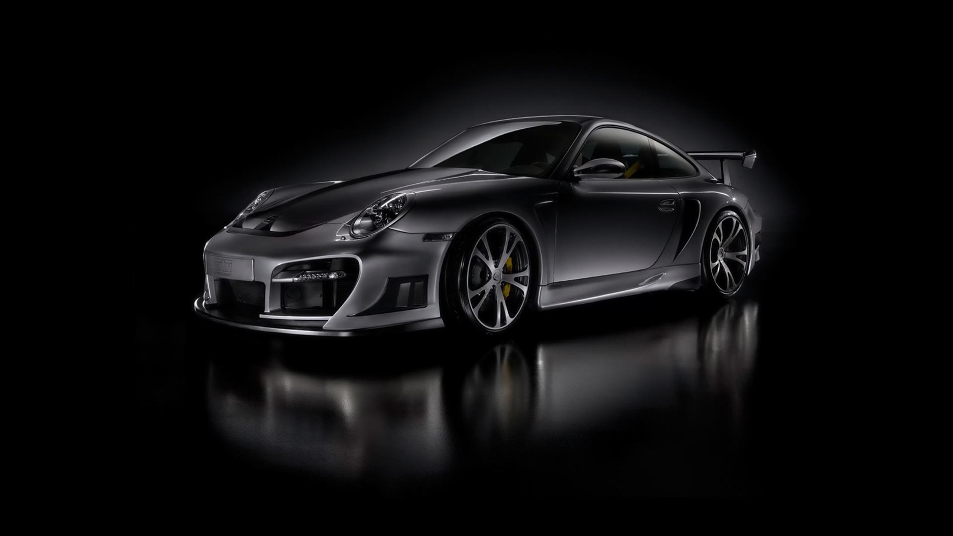 Dark Porsche GT Street Racing HDTV 1080p Wallpapers   HD Wallpapers