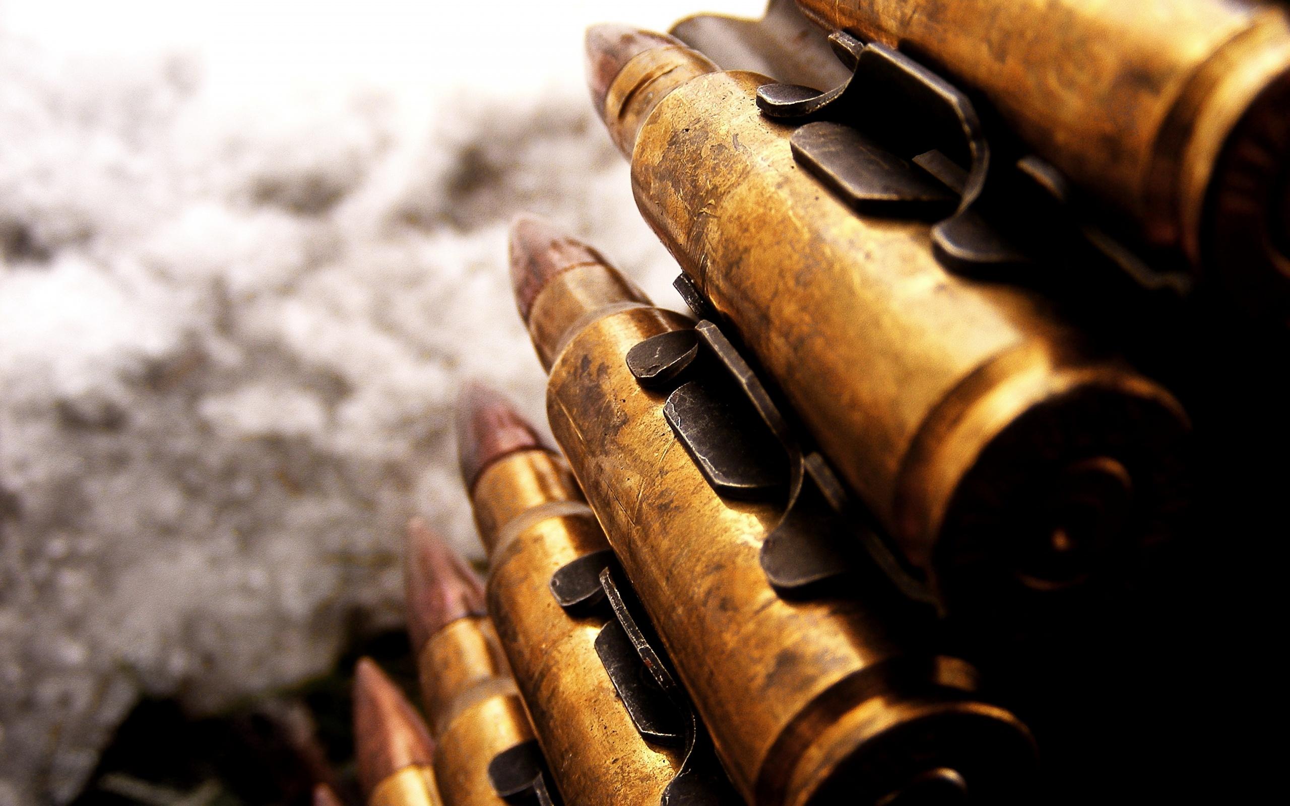 Sniper Bullets HD Wallpapers 2560x1600