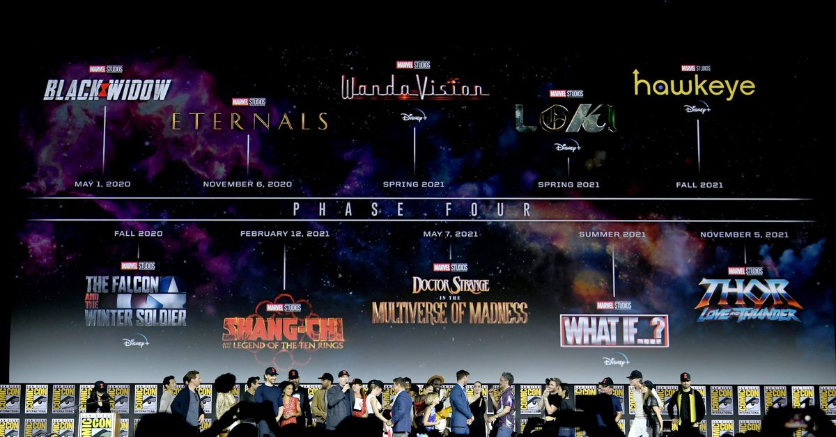 Everything we learned about Marvels Phase 4 movies from Comic Con 1200x628
