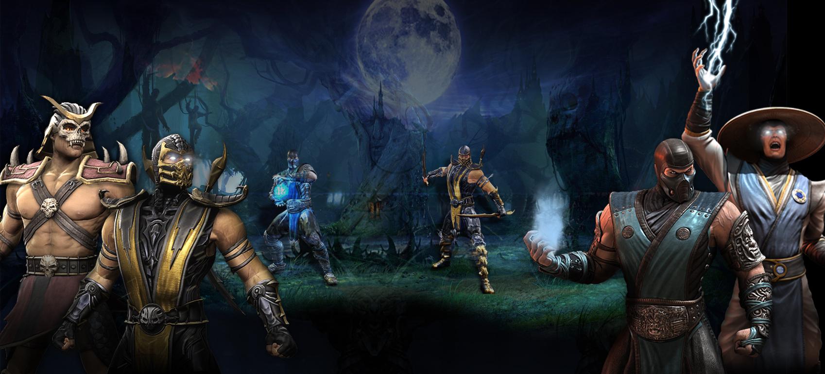 50+] Mortal Kombat 9 Wallpapers on WallpaperSafari