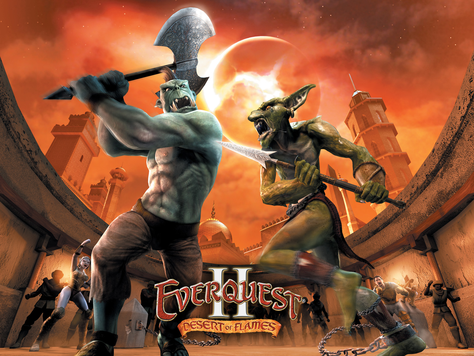 EverQuest Wallpaper and Background Image 1600x1200 ID240818 1600x1200