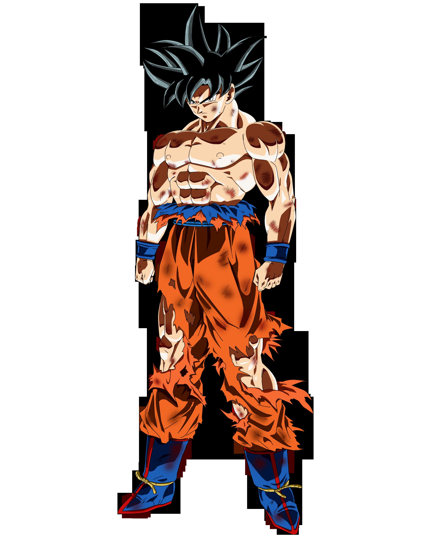 Ultra Instinct Dragon Ball Super Wallpaper: Goku Ultra Instinct Mastered Wallpapers
