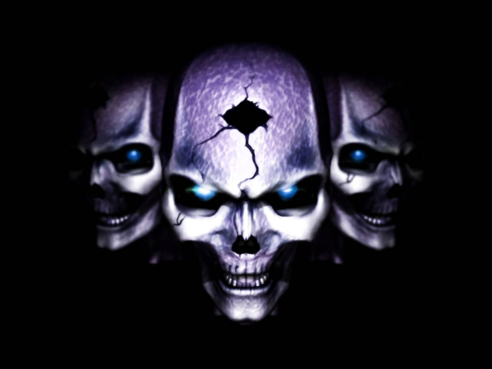 Skull wallpaper hd 1600x1200