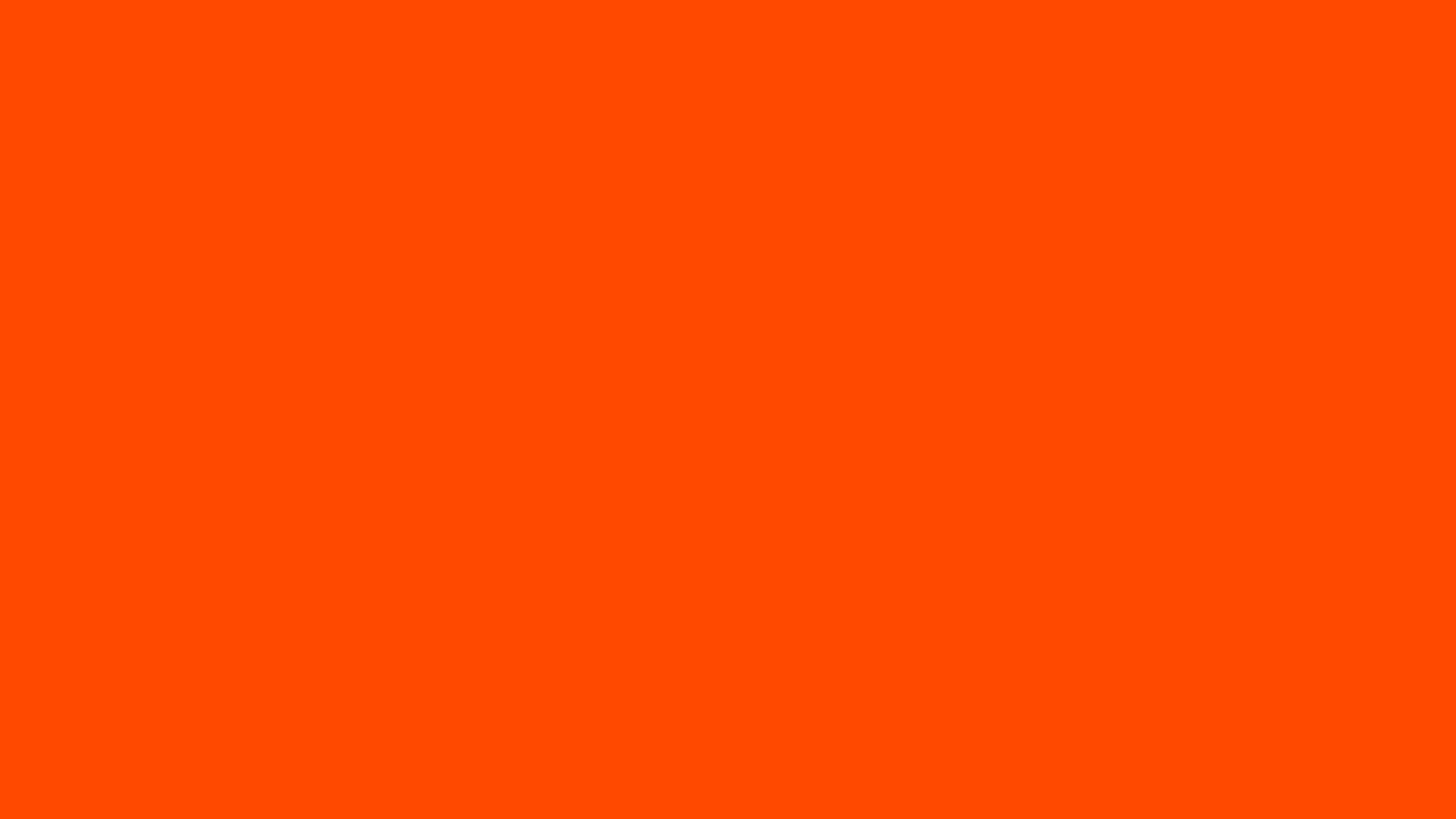Dark Orange Desktop Wallpaper 2560x1440