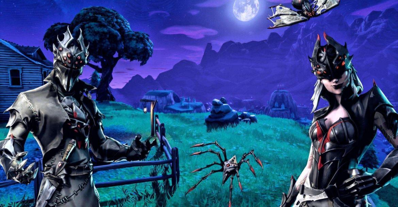 Spider Knight Skin LEAKED   Fortnite Skins Found In V610 Update 1170x610