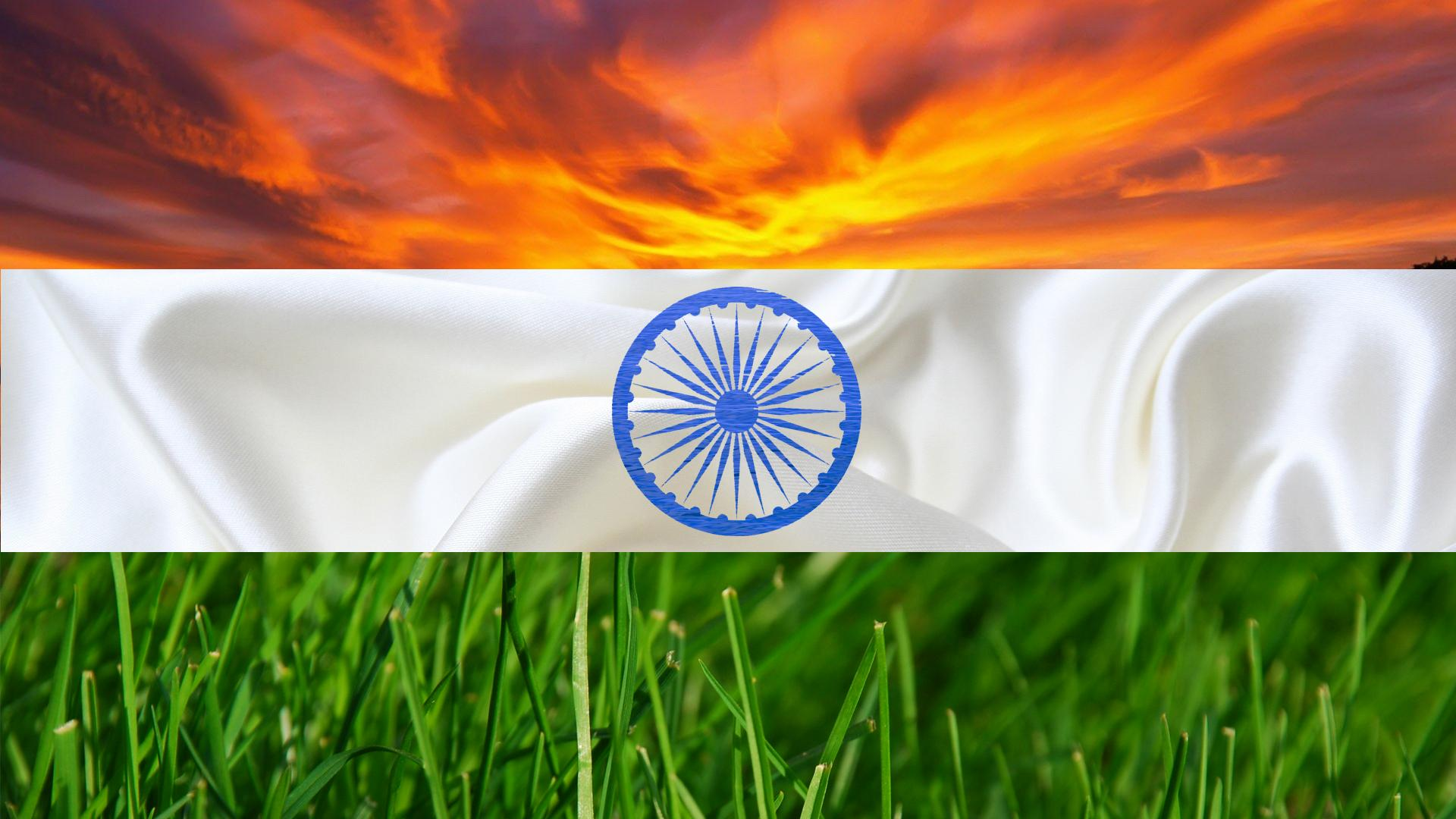 Indian Flag Hd Wallpaper: Indian National Flag Wallpaper 3D
