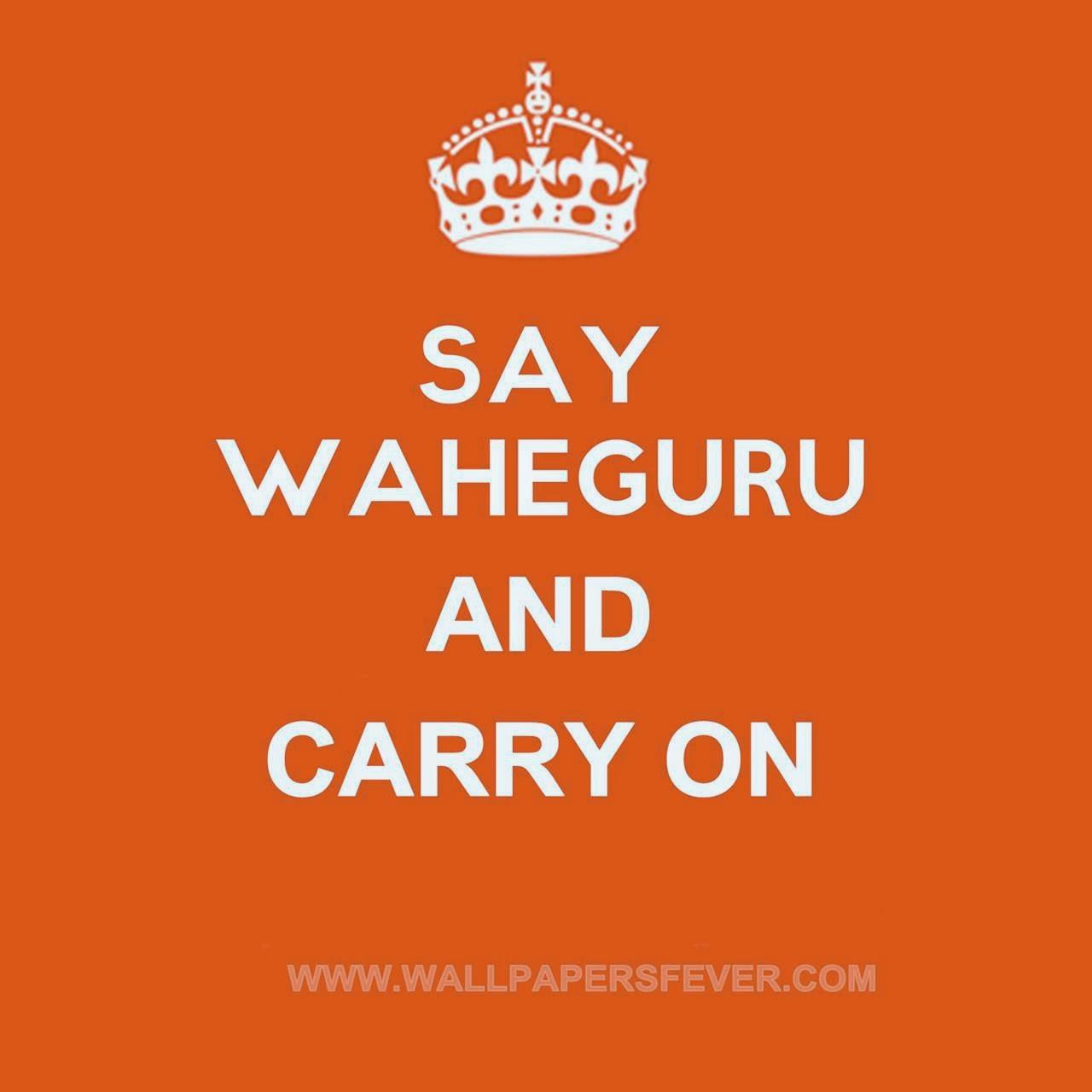 Waheguru Wallpaper - WallpaperSafari