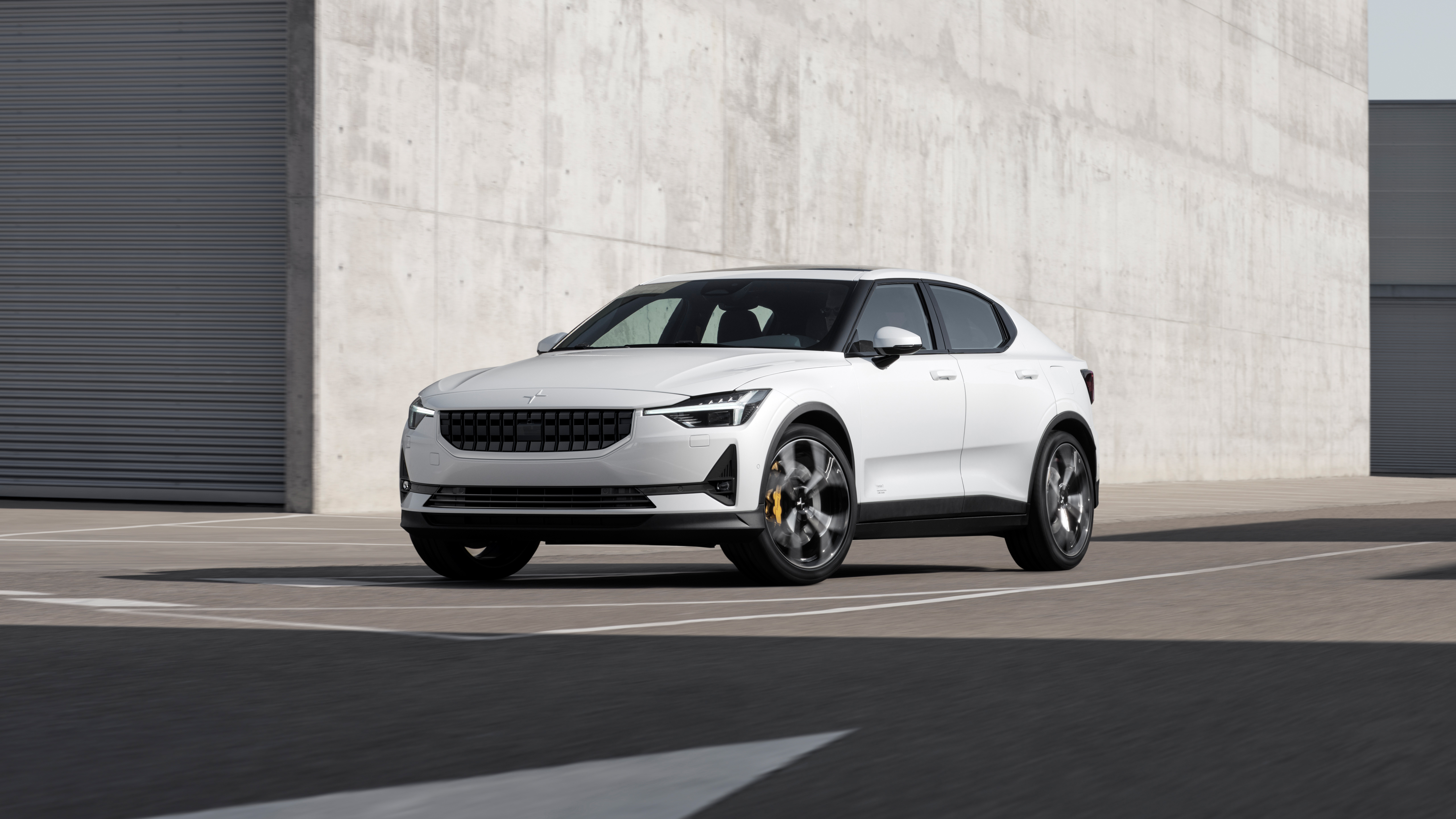 Polestar 2 2019 5K 2 Wallpaper HD Car Wallpapers ID 12056 5120x2880