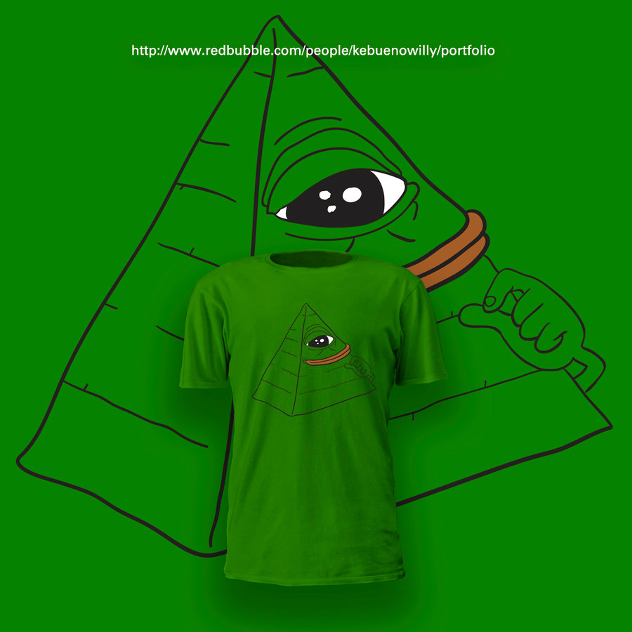 Smug Pepe   Pepe the frog   Pyramid Edition by kebuenowilly on 900x900