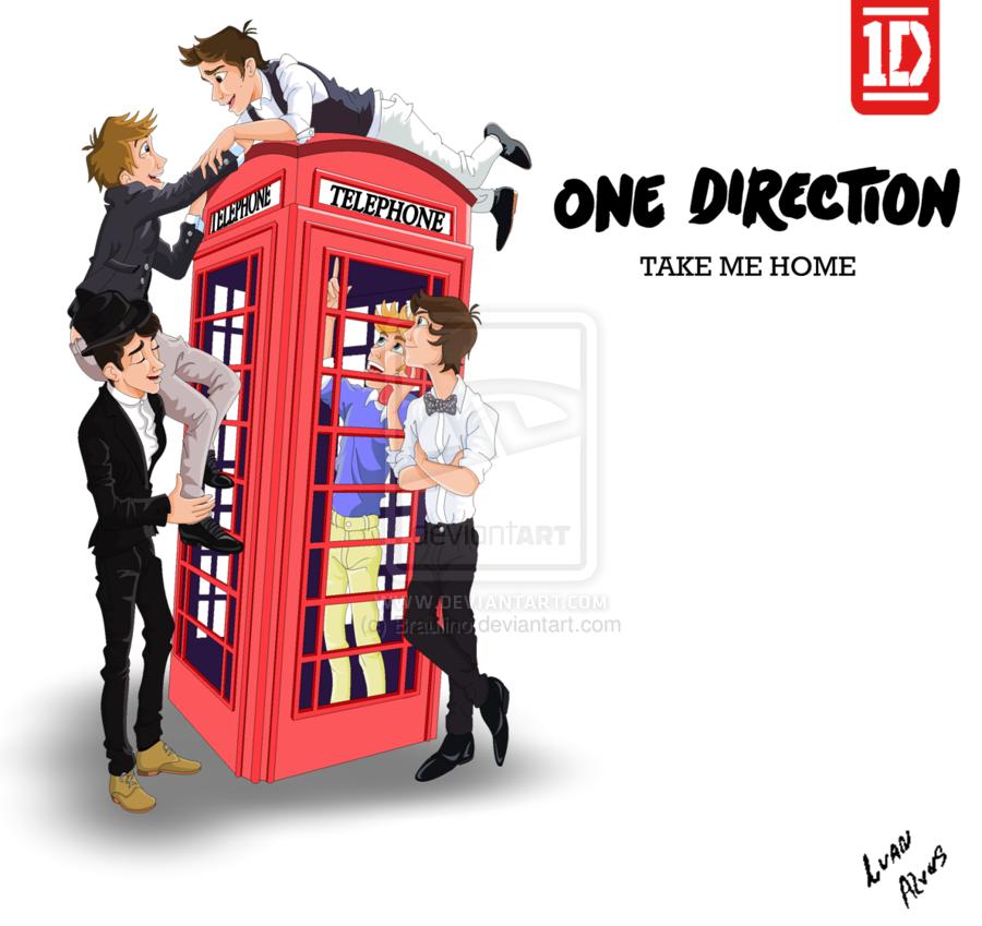77+] One Direction Take Me Home Wallpaper on WallpaperSafari