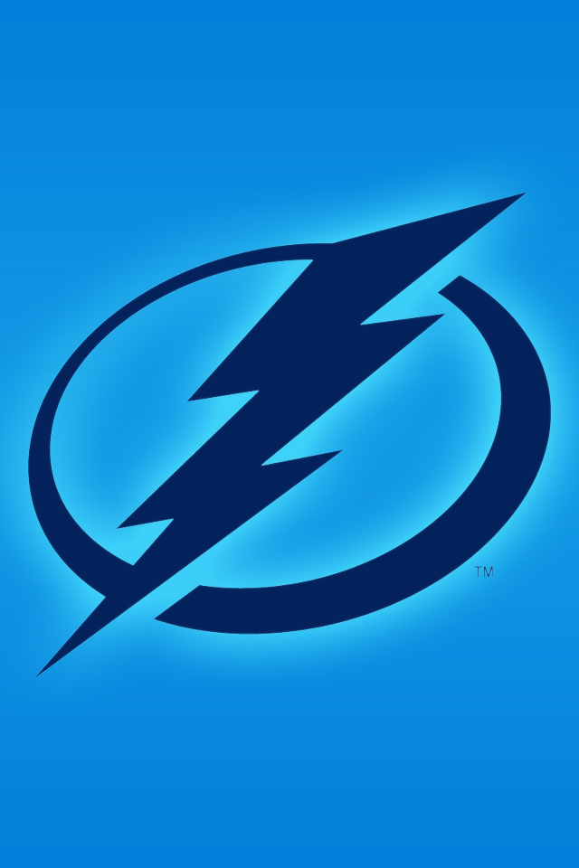 Tampa Bay Lightning iPhone Wallpaper HD 640x960