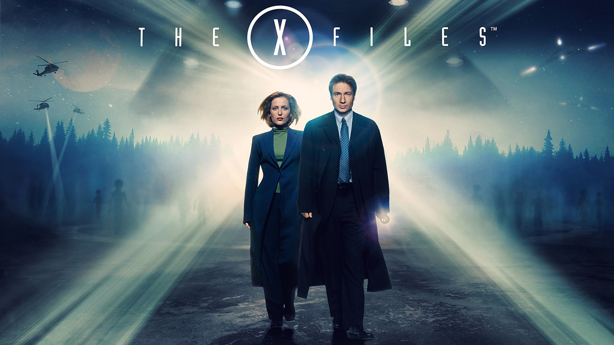 The X Files Wallpapers and Background Images   stmednet 2048x1152