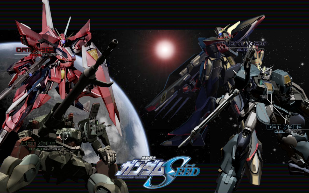 Gundam SEED ZAFT Wallpaper by Lordshin on deviantART 1280x800