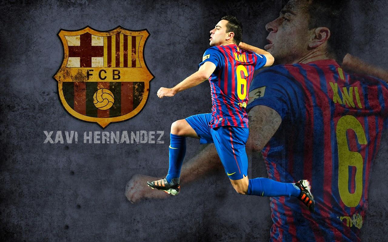 Xavi Hernandez HD Wallpaper Fc Barcelona Photo 1280x800