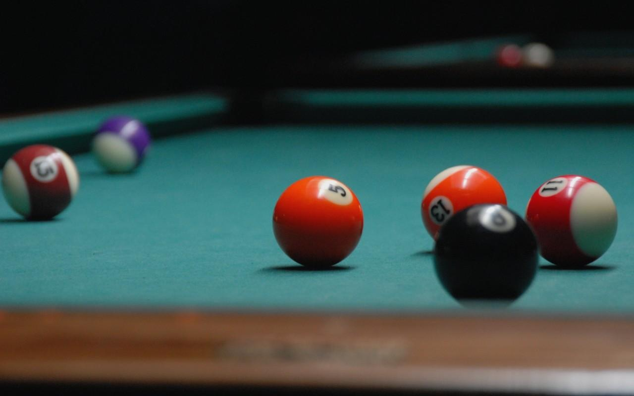 Billiards Wallpapers HD Backgrounds Images Pics Photos 1280x800