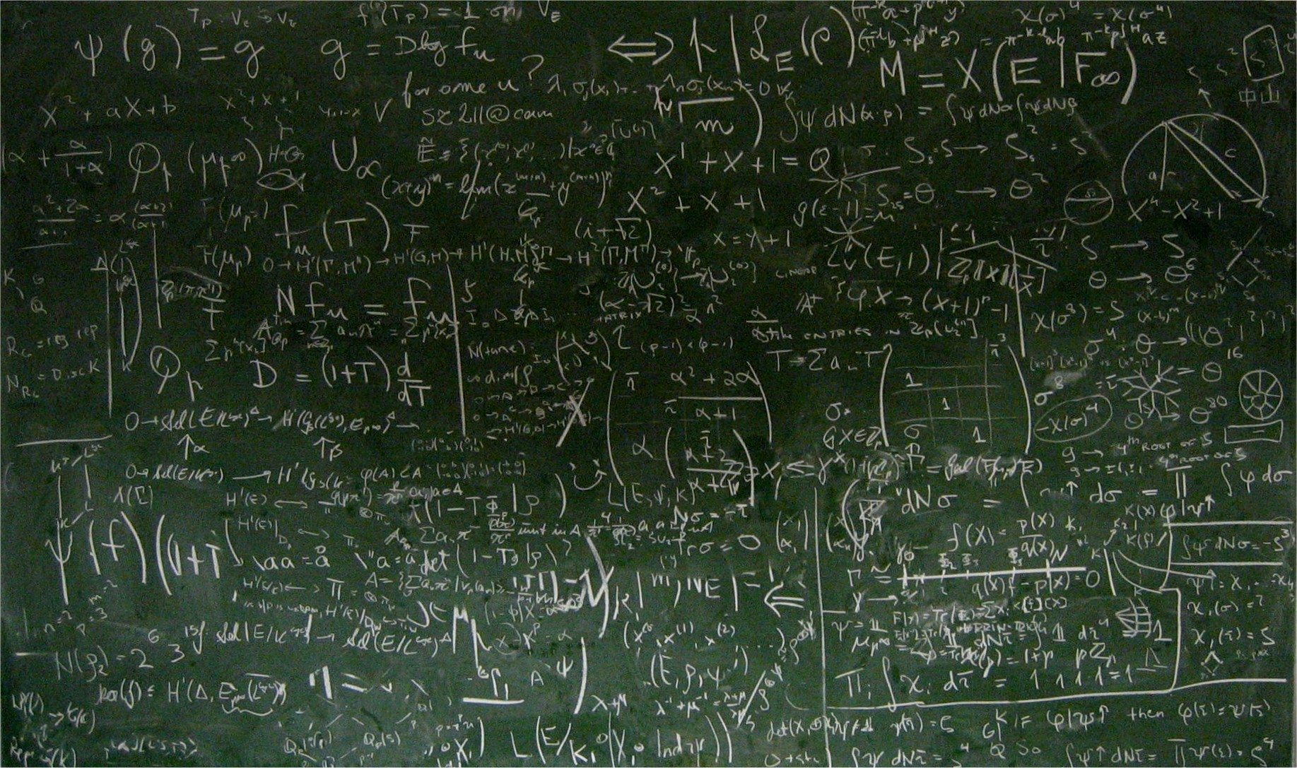 Chalk board wallpaper   SF Wallpaper 1835x1087