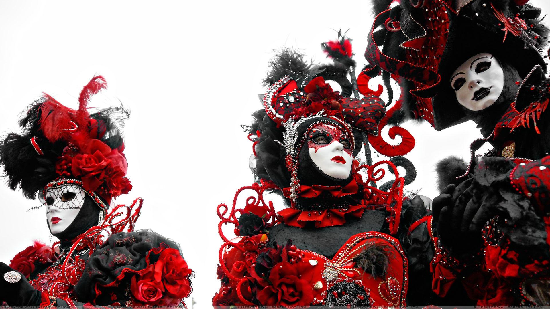 Red White and Black Wallpaper Desktop Image 1920x1080