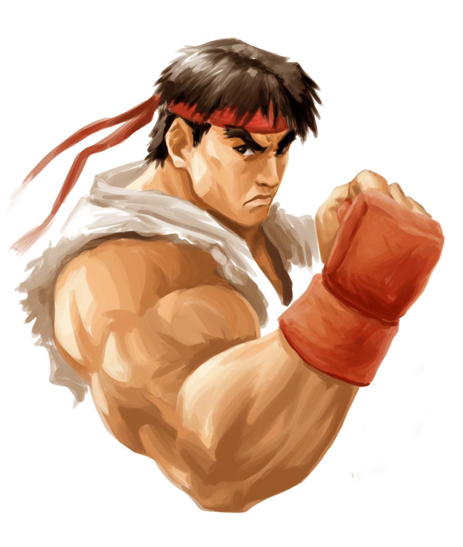 Ryu Street Fighter Wal...