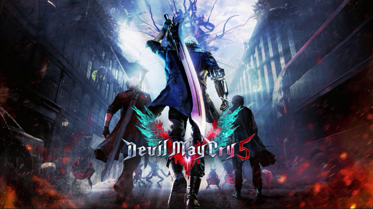 Free Download Devil May Cry 5 Wallpaper Engine 1280x720 For Your