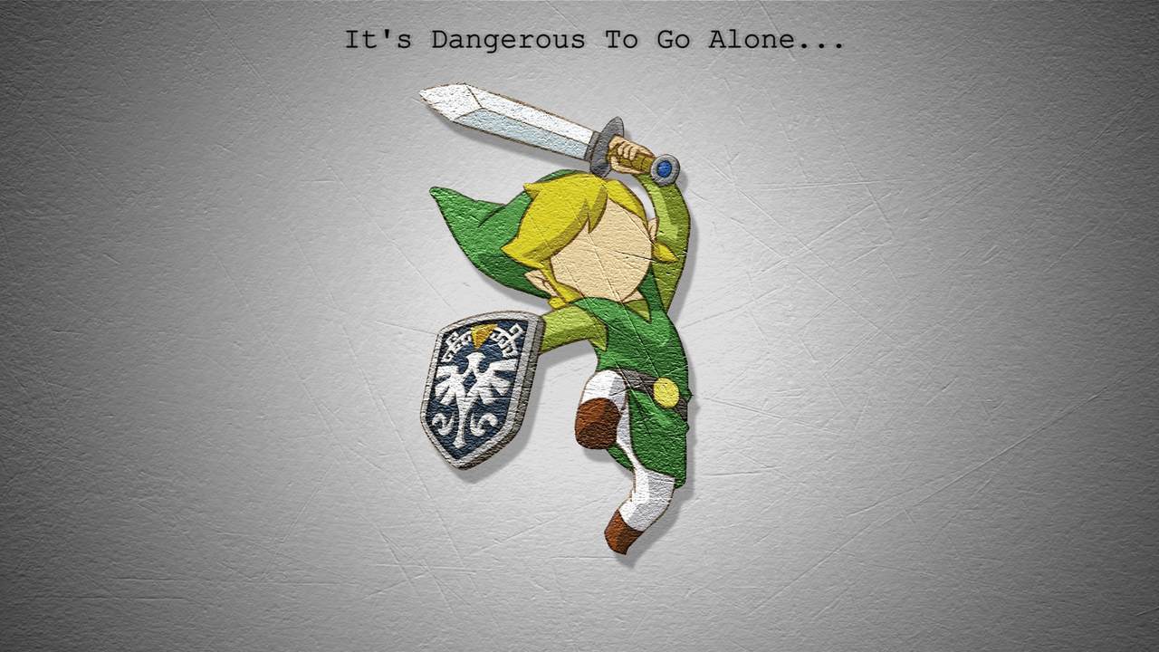 zelda link wallpaper 1920 x 1080 by fallingfist fan art wallpaper 1280x720