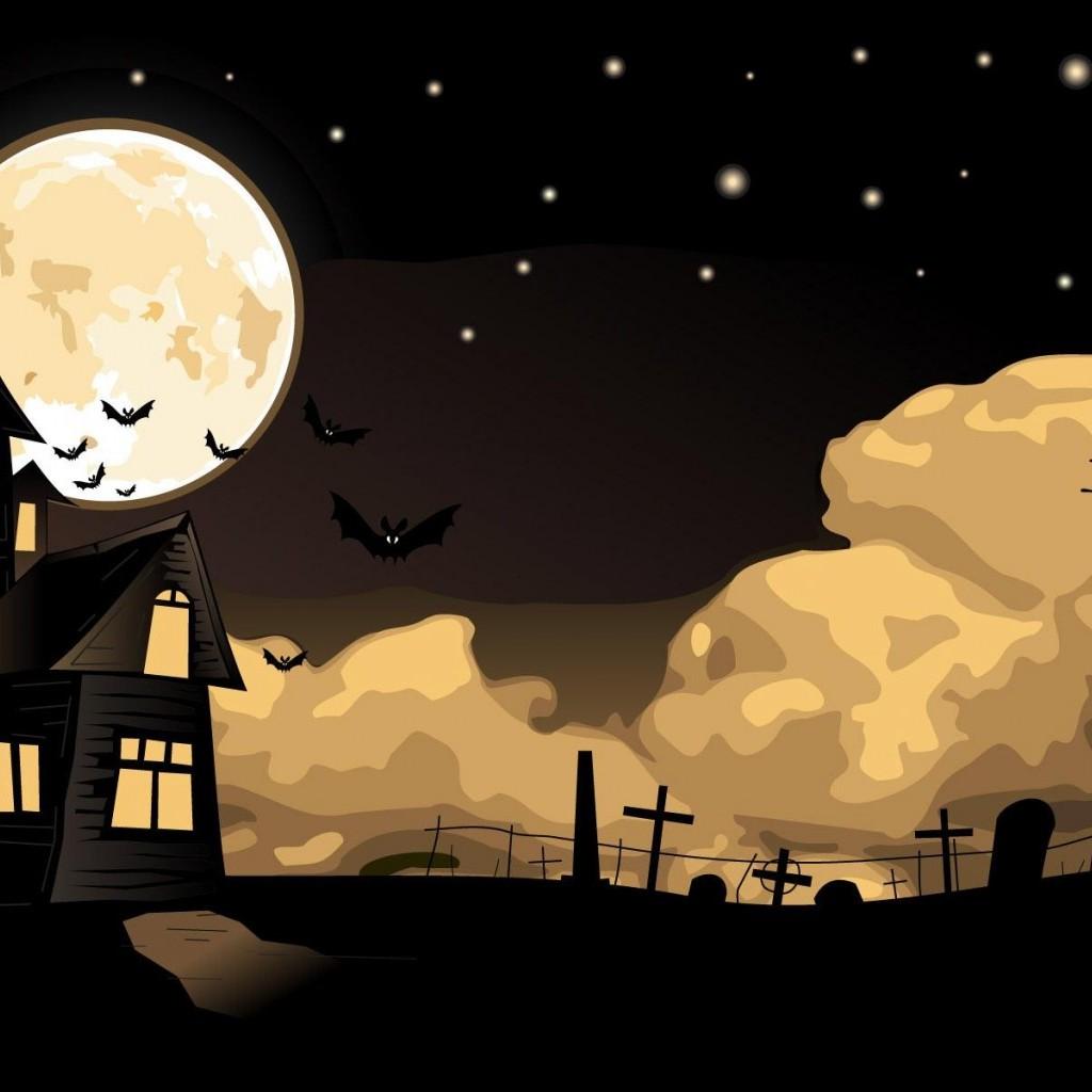 halloween ipad wallpaper - photo #35
