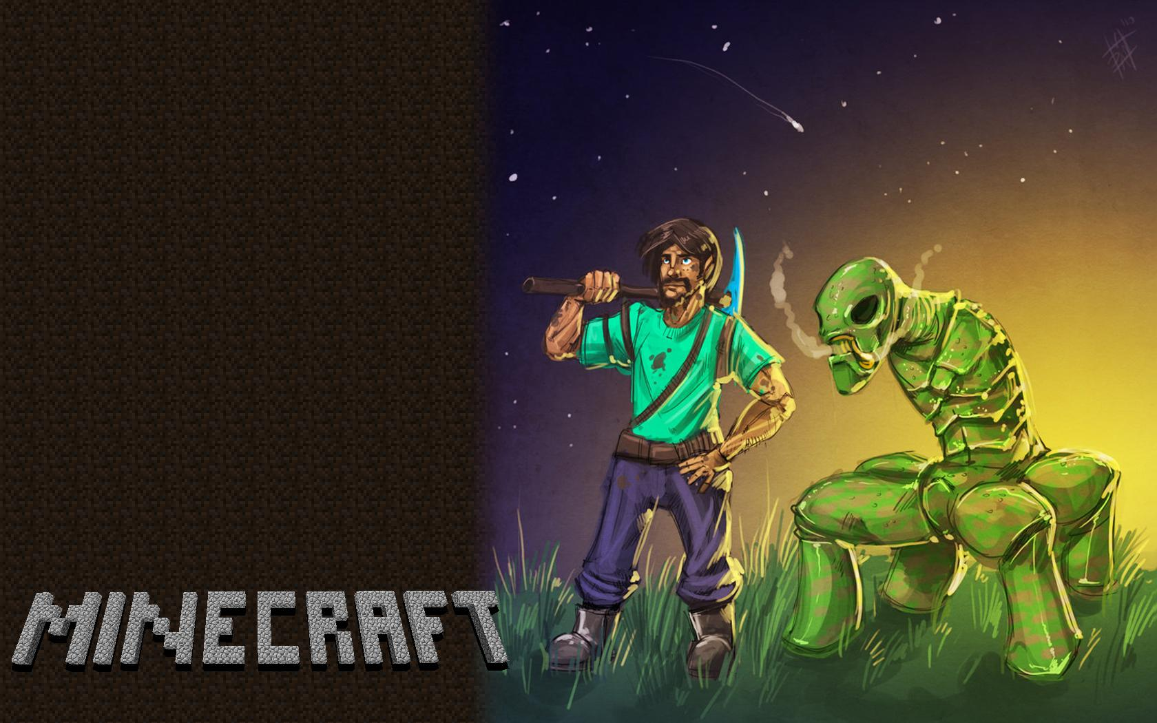 epic minecraft wallpapers hd Bestpicture1org 1680x1050