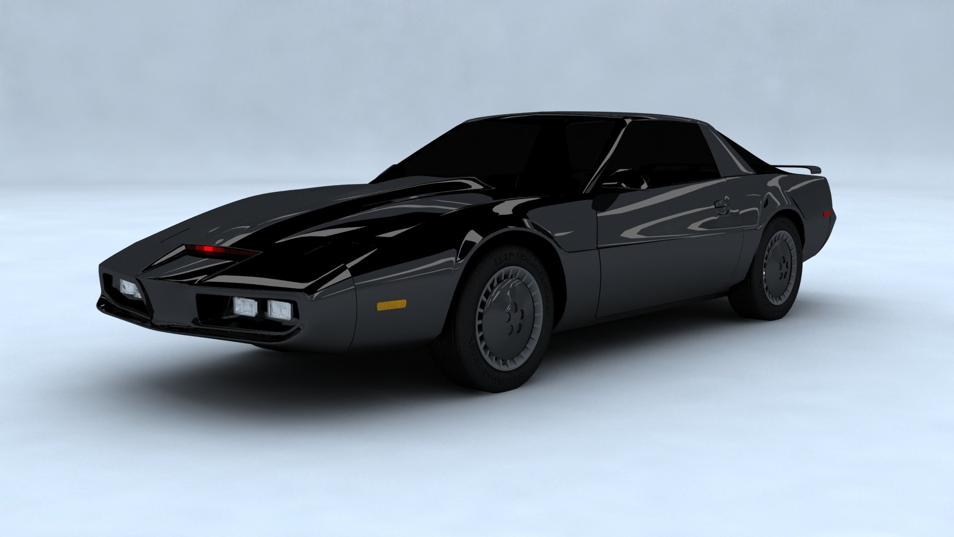 Knight Rider Wallpaper Car Wallpapersuscom 1920x1080