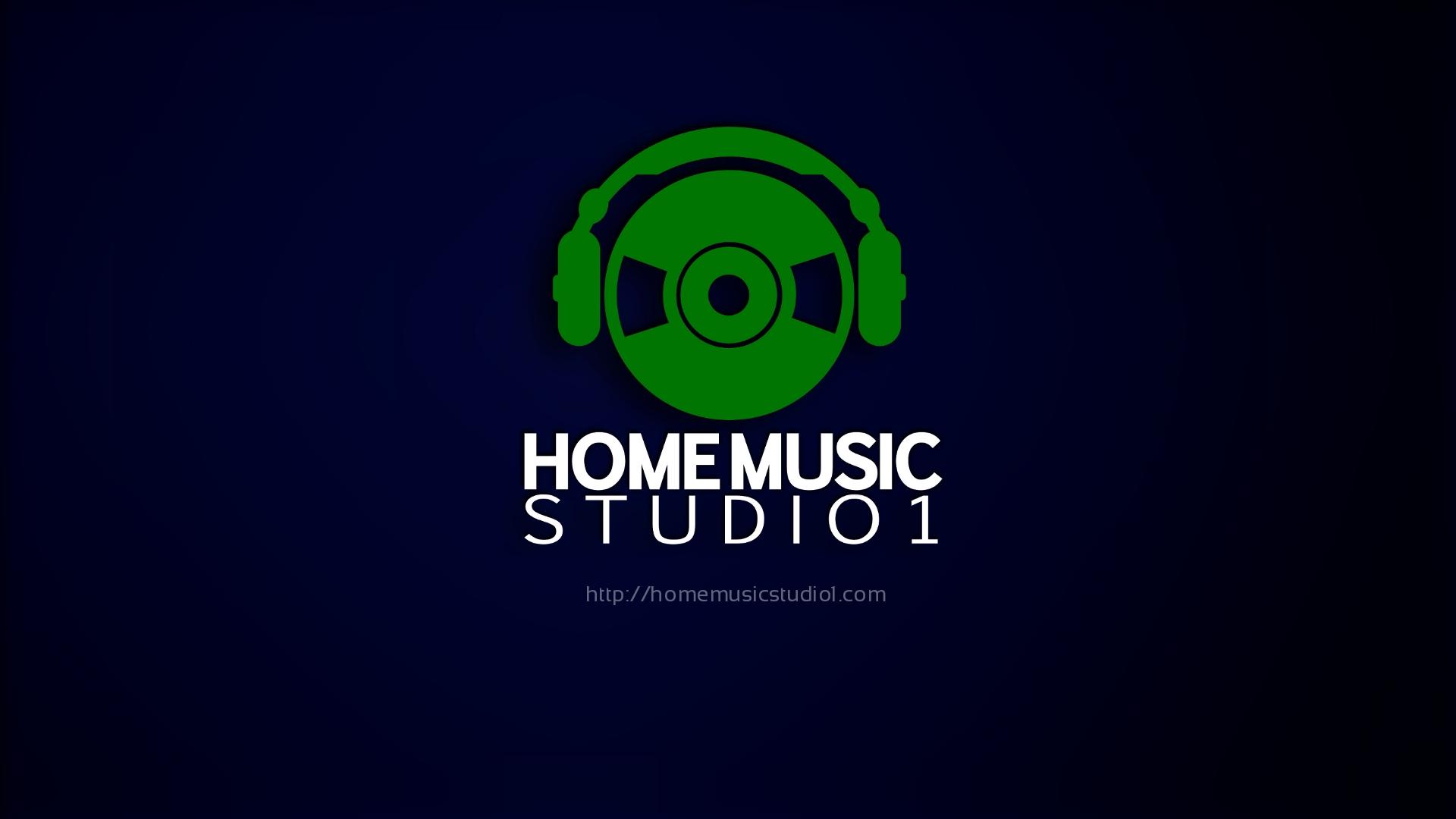 Home Music Studio 1 Wallpapers   Home Music Studio 1 1920x1080