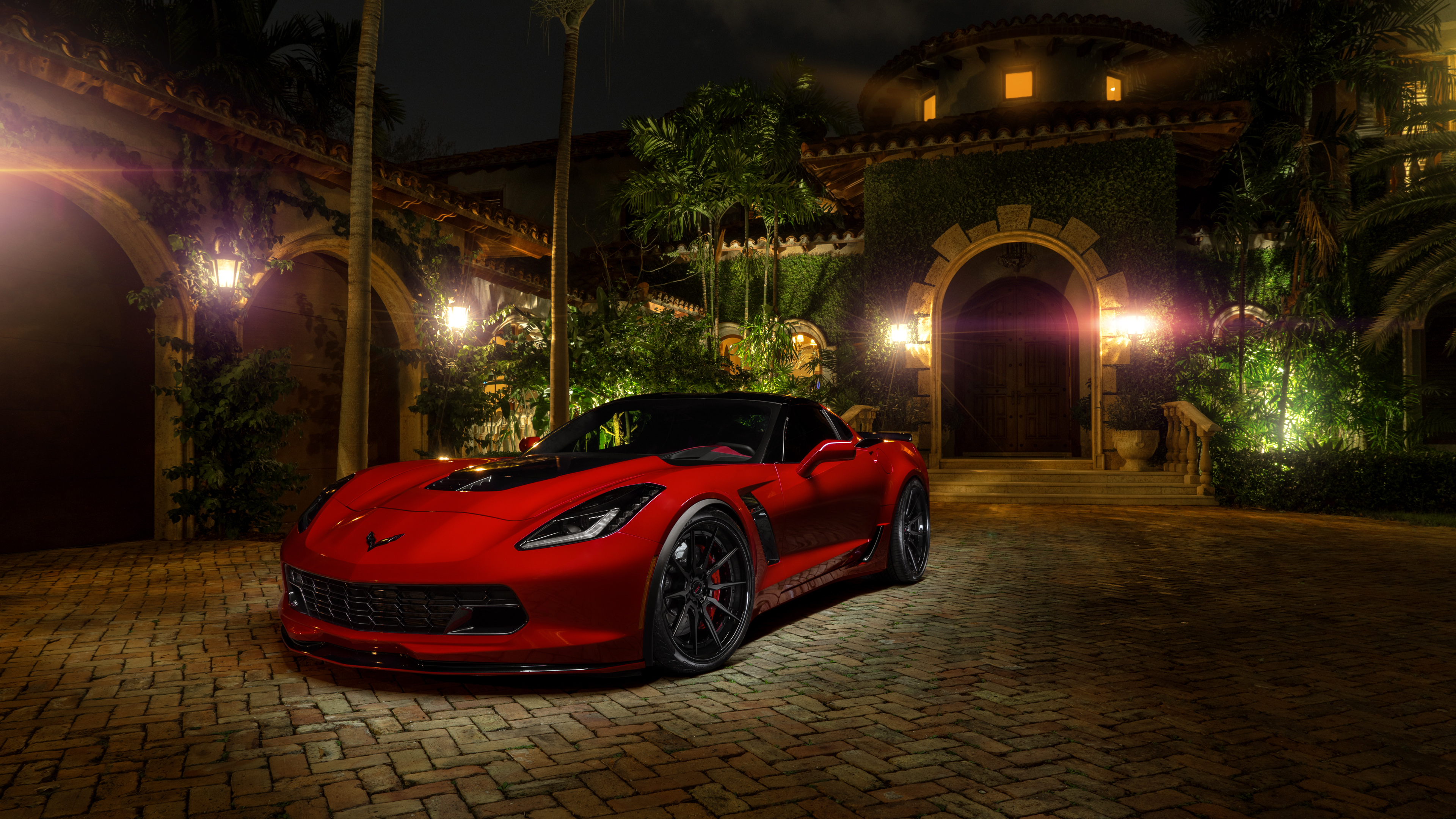 Corvette Wallpaper 3840x2160