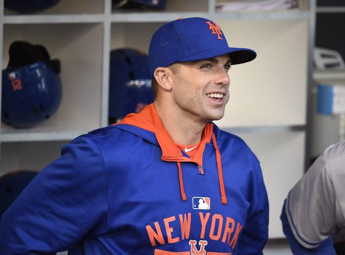 MLB NEWS New York Mets 3B David Wright Begins Baseball Activities 700x517