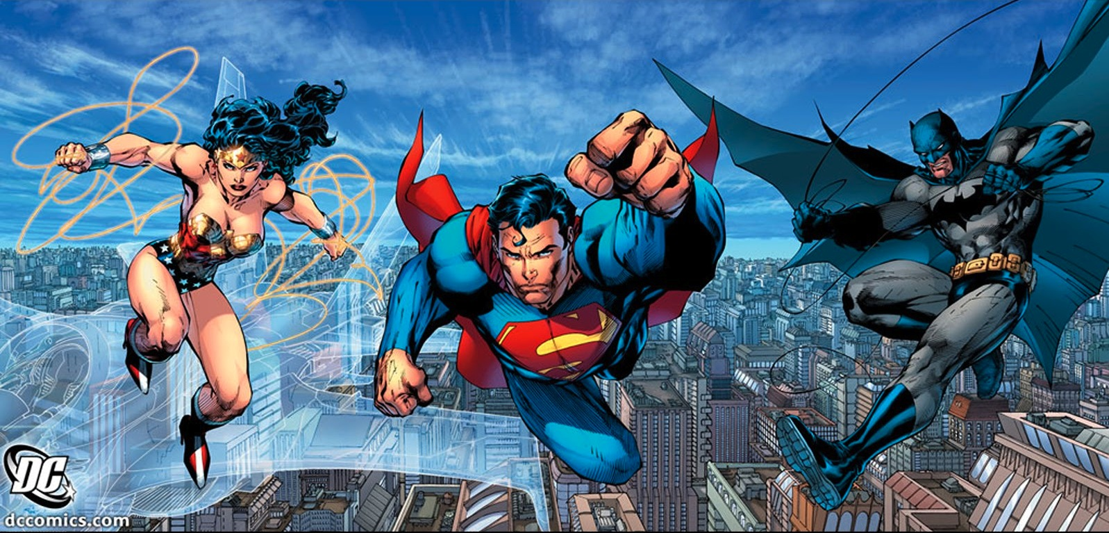 Showing Gallery For Superman New 52 Jim Lee Wallpaper 1597x767