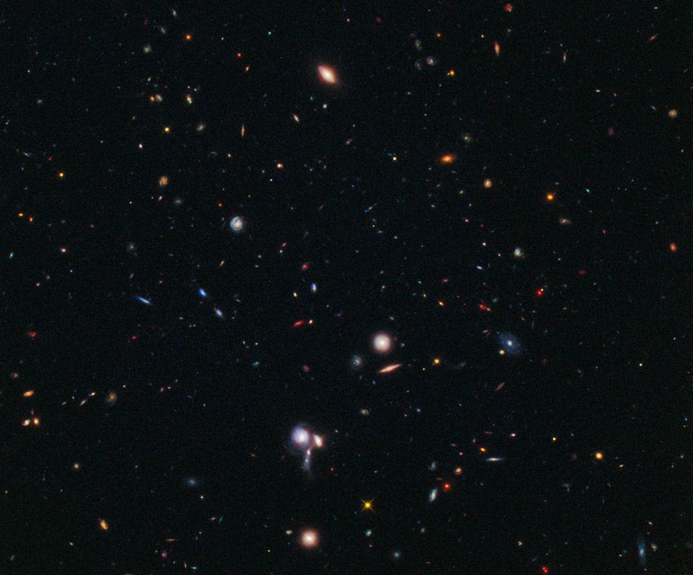 Hubble BoRG 58 Survey Field Imgenes del Espacio Hubble space 1000x830